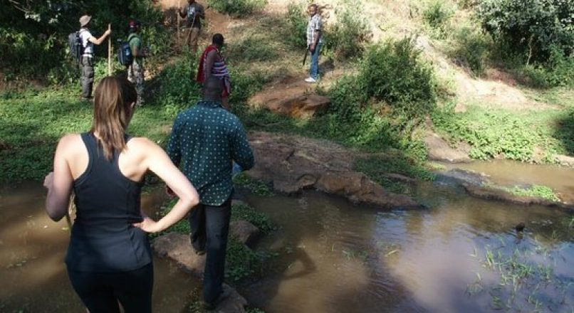 Elephant Caves walk I Karatu tours