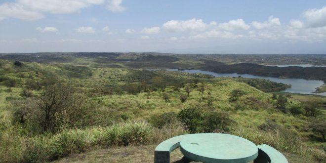 Momella Lakes Viewpoint
