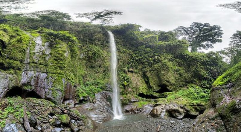 Water Falls in Arusha National Park